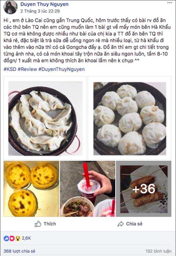 Hà Khẩu - điểm du lịch đi vừa gần, vừa dễ lại nhiều đồ ăn ngon của Trung Quốc - Ảnh 1.
