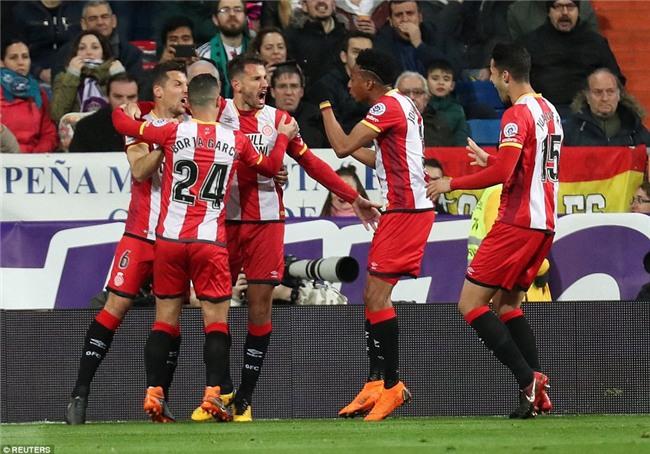 Ronaldo lap poker, Real gianh chien thang 6-3 truoc Girona hinh anh 3