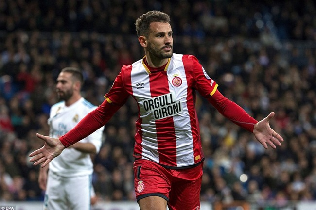 Ronaldo lap poker, Real gianh chien thang 6-3 truoc Girona hinh anh 7