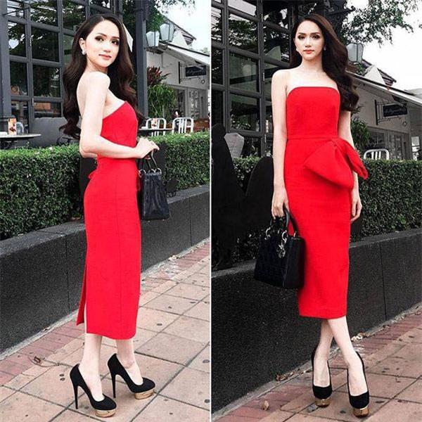 hoa hau huong giang chinh la my nhan nghien dien do do nhat vbiz - 2