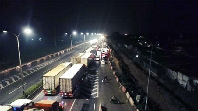 Danh tính 3 nạn nhân tử vong trong các vụ tai nạn xảy ra cùng một buổi chiều trên cao tốc Pháp Vân - Cầu Giẽ - Ảnh 4.