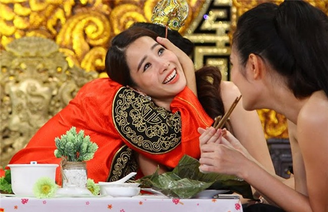 Nam Em lam nguoi thu ba khi yeu Truong Giang, co gi de hanh dien? hinh anh 1