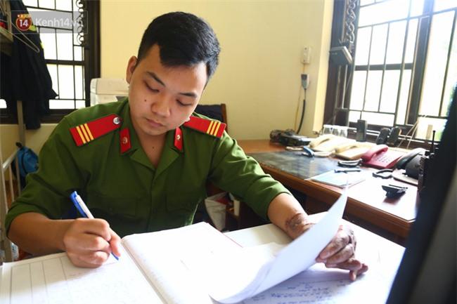 Chàng lính trẻ từ bỏ giấc mơ làm chiến sĩ PCCC vì gặp nạn trong lúc cứu hỏa: Mỗi lần nghe báo cháy, lại thấy nhớ nghề và đồng đội... - Ảnh 6.