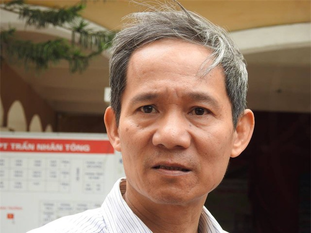 Thầy Phan Thanh Tùng, Hiệu trưởng Trường THPT Trần Nhân Tông cho biết, toàn bộ học sinh sẽ chuyển đi vào sáng 22/3.