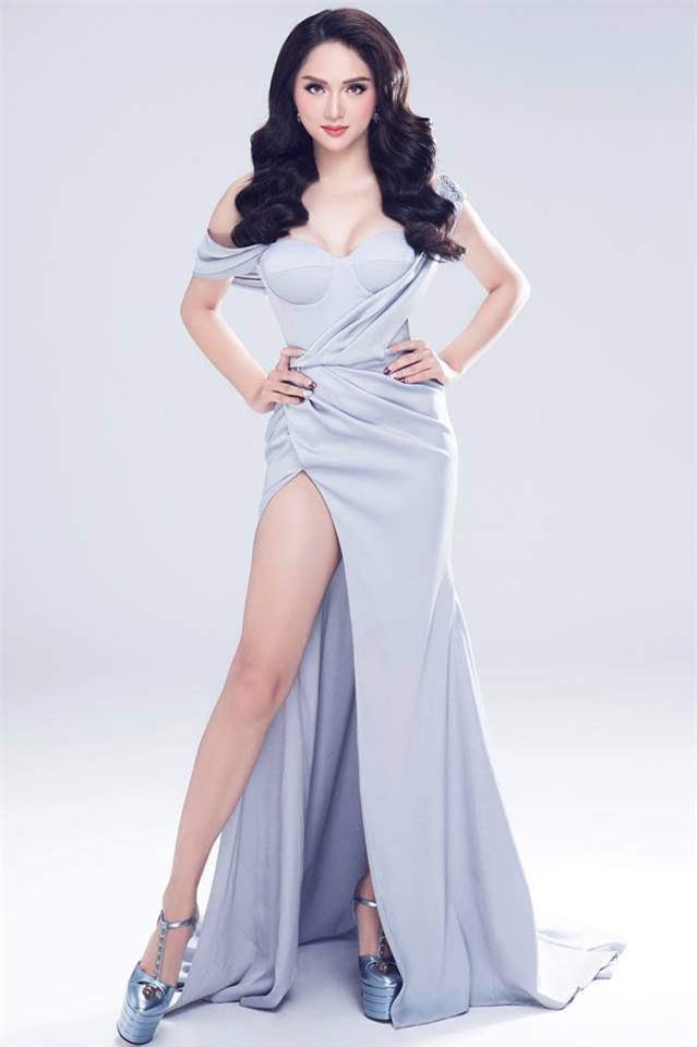 Sau ngày đăng quang, Hoa hậu Hương Giang vẫn chăm diện lại đồ cũ - Ảnh 11.