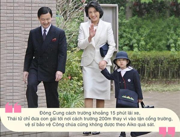 "sinh ra da ""ngam thia vang"", cong chua nhat ban aiko duoc day ""tranh lam phien nguoi khac"" - 4"