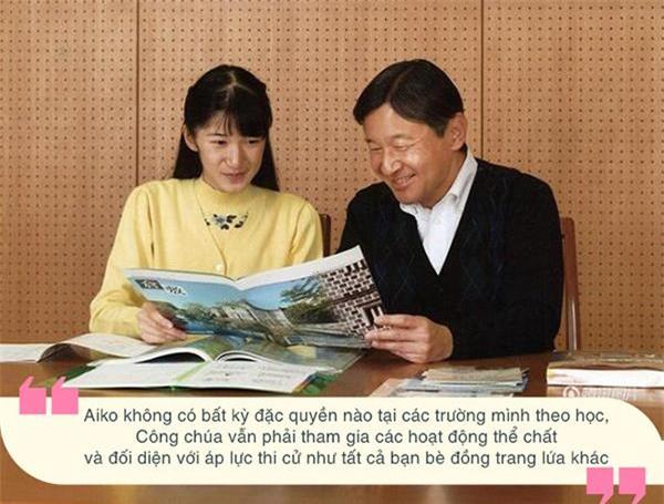 "sinh ra da ""ngam thia vang"", cong chua nhat ban aiko duoc day ""tranh lam phien nguoi khac"" - 10"