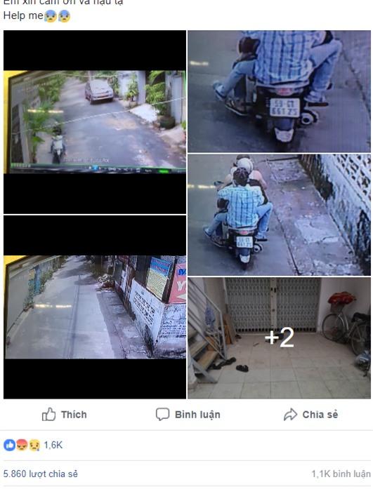 Clip: Trộm bẻ khóa, cuỗm lần lượt 3 xe máy giữa phố chỉ tronng vài phút - Ảnh 1.