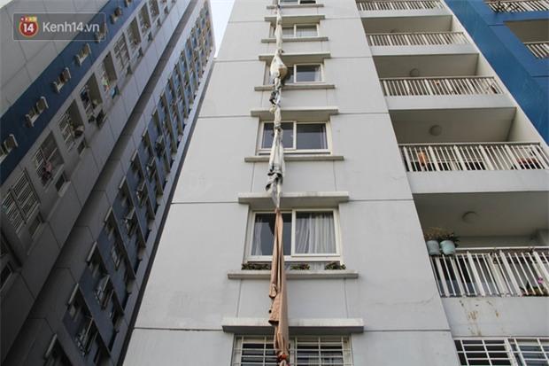 16 năm sau thảm họa ITC, người Sài Gòn lại bàng hoàng trước nỗi đau và mất mát quá lớn trong vụ cháy chung cư Carina - Ảnh 3.