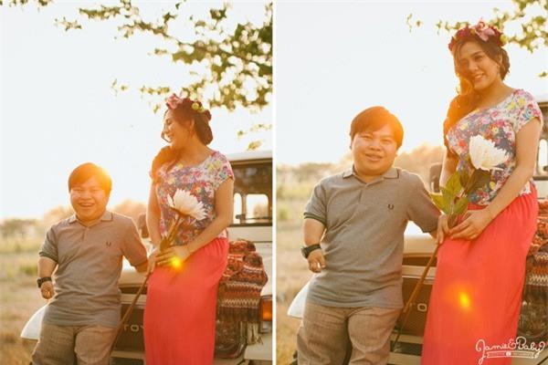 Chuyện tình chàng lùn và cô nàng xinh đẹp khiến cho chúng ta tin vào một tình yêu đích thực - Ảnh 6.