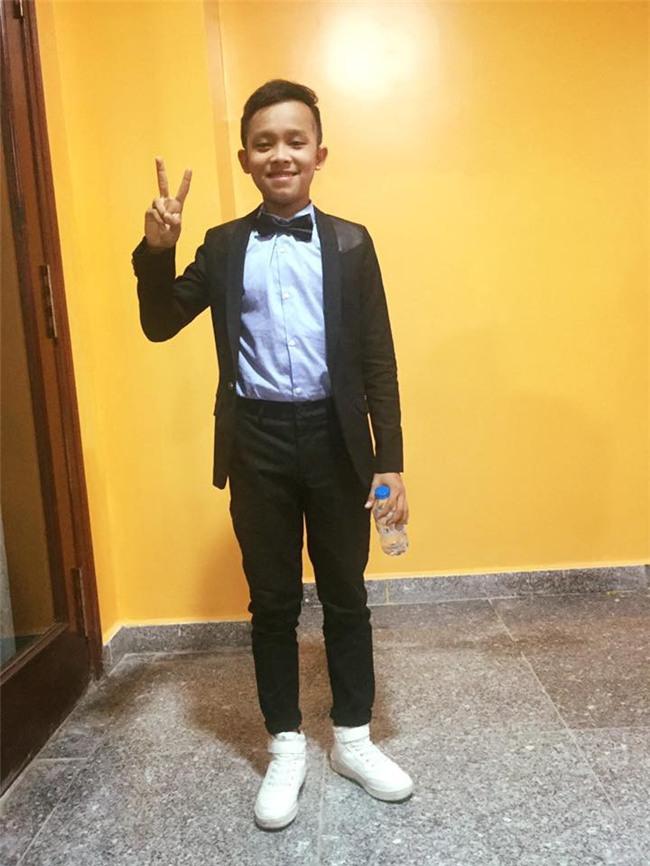 Hồ Văn Cường cao lớn, lột xác điển trai hẳn ra sau 2 năm trở thành quán quân Vietnam Idol Kid - Ảnh 7.