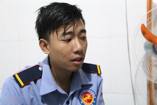 Người hùng hy sinh khi cứu hơn 40 người thoát khỏi đám cháy Carina