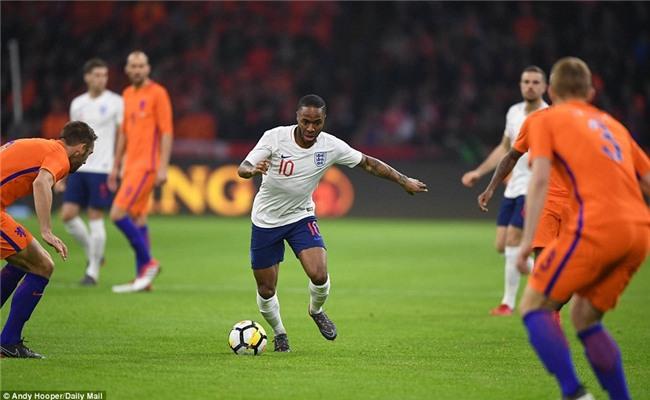 Sao trẻ Man Utd ghi bàn đầu tiên cho tuyển Anh - Ảnh 6.