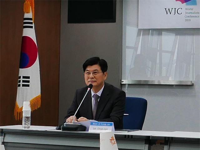 Thị trưởng Sejong Lee Choon-hee