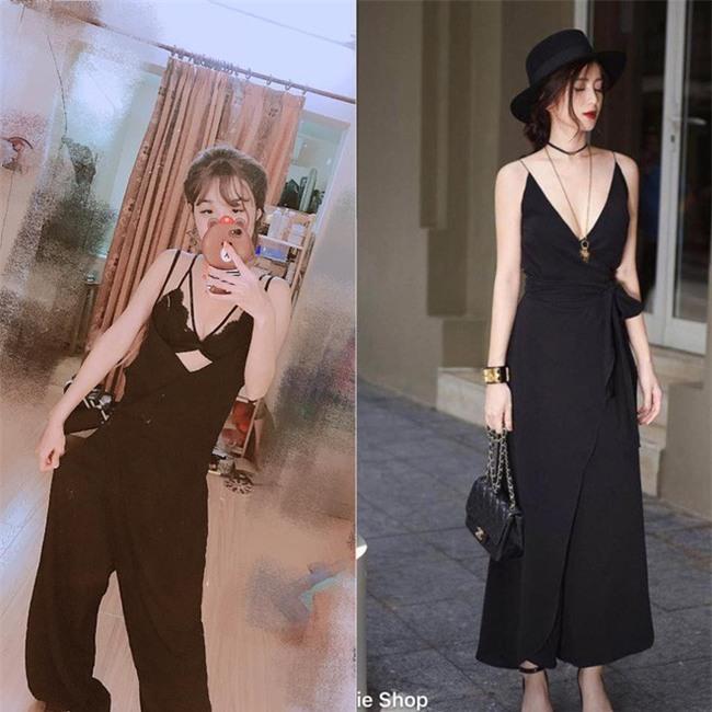 Đặt mua váy hot girl trên mạng, cô gái cao gần 1m6 kêu trời vì được ship cho bao tải, ngực tụt đến tận eo - Ảnh 2.