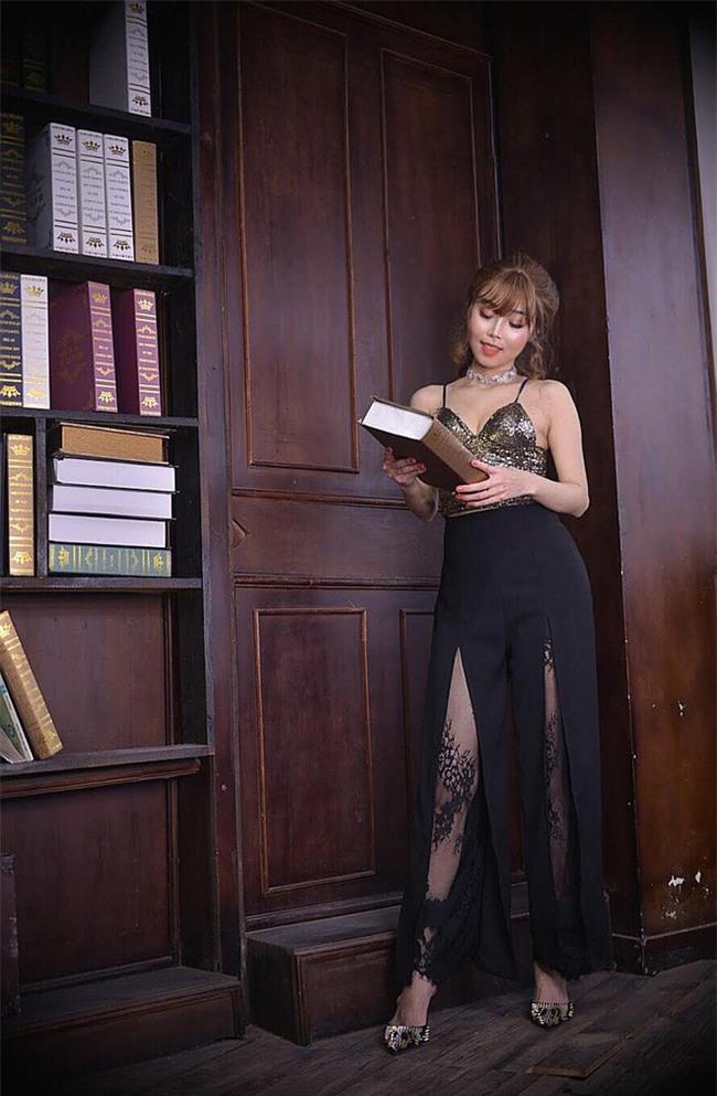 Đặt mua váy hot girl trên mạng, cô gái cao gần 1m6 kêu trời vì được ship cho bao tải, ngực tụt đến tận eo - Ảnh 5.