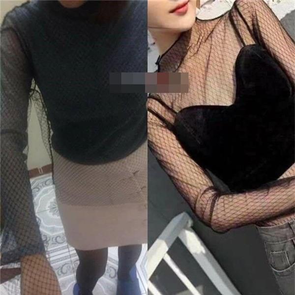 Đặt mua váy hot girl trên mạng, cô gái cao gần 1m6 kêu trời vì được ship cho bao tải, ngực tụt đến tận eo - Ảnh 7.