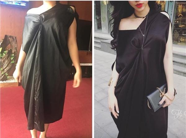 Đặt mua váy hot girl trên mạng, cô gái cao gần 1m6 kêu trời vì được ship cho bao tải, ngực tụt đến tận eo - Ảnh 8.
