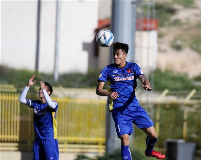 HLV Park Hang Seo yêu cầu các học trò hạ nhiệt trước trận đấu Jordan - Ảnh 4.