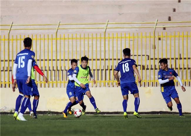 HLV Park Hang Seo yêu cầu các học trò hạ nhiệt trước trận đấu Jordan - Ảnh 7.