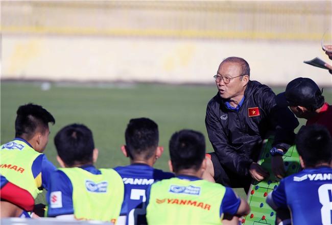 HLV Park Hang Seo yêu cầu các học trò hạ nhiệt trước trận đấu Jordan - Ảnh 9.