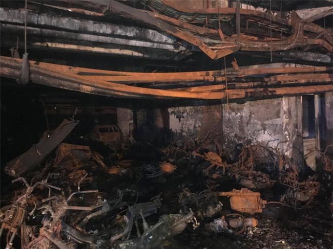 Vì sao chưa khởi tố vụ cháy chung cư Carina khiến 13 người chết?