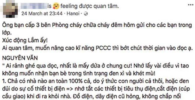 buc thu huong dan ban thoat hiem cua linh cuu hoa gay sot mang xa hoi - 1