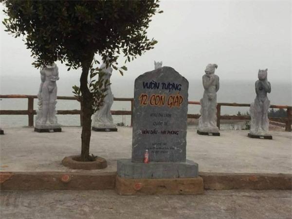 12 tượng khỏa thân ở Đồ Sơn gây bão: Tôi khẳng định cụm tượng này không hề lõa lồ