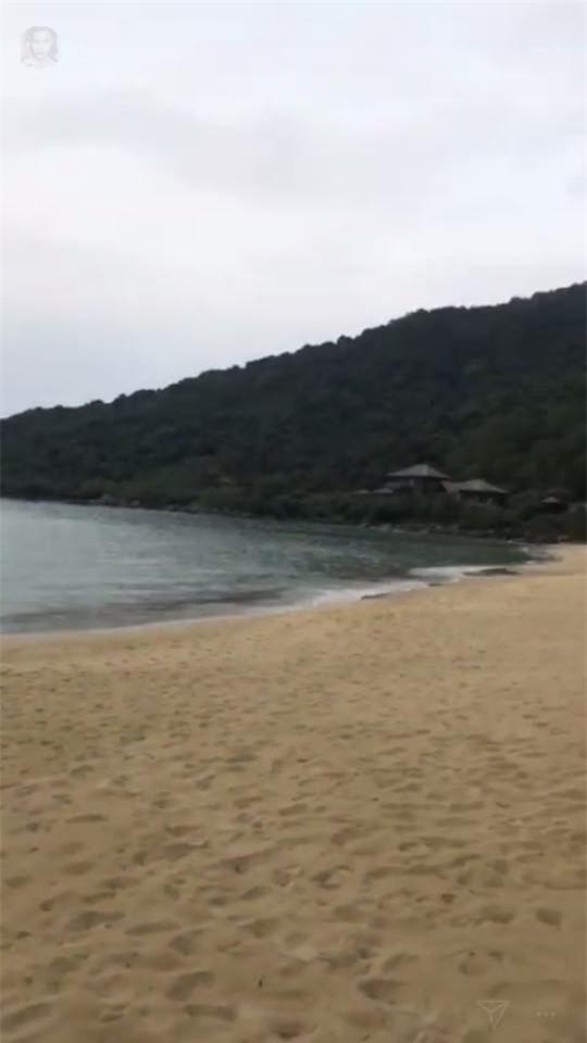 Giữa tin đồn kết hôn, Kim Lý hộ tống gia đình Hà Hồ đi nghỉ dưỡng - Ảnh 4.