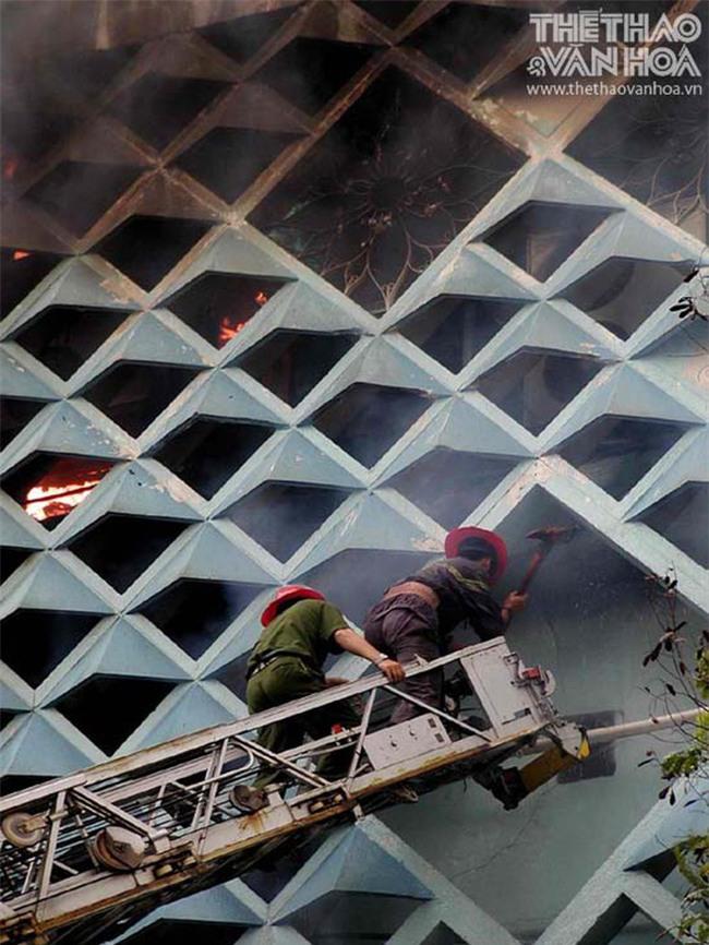 16 năm sau vụ cháy kinh hoàng khiến 60 người chết, toà nhà ITC ở Sài Gòn giờ ra sao? - Ảnh 1.