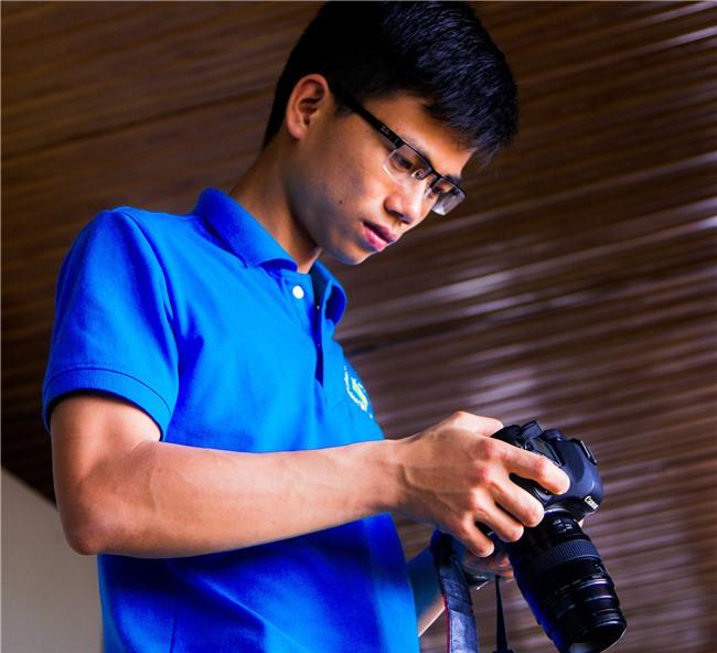 Bỏ học đi bán mắm cá, ở nhà tự học tiếng Anh, chàng trai Quảng Trị nhận học bổng du học Úc - Ảnh 5.