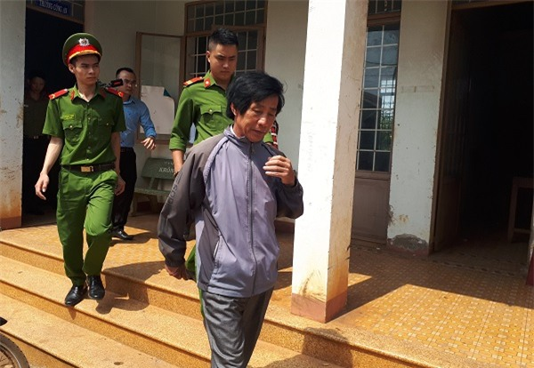Khởi tố,Hiệu trưởng chạy việc,Trường THCS Ngô Mây,Huỳnh Bê,Công an huyện Krông Pắk,Đắk Lắk