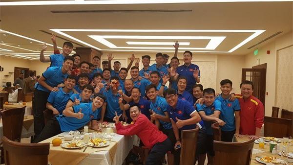 Sao U23 Việt Nam và sinh nhật tuyệt vời trên đất Jordan - Ảnh 3.