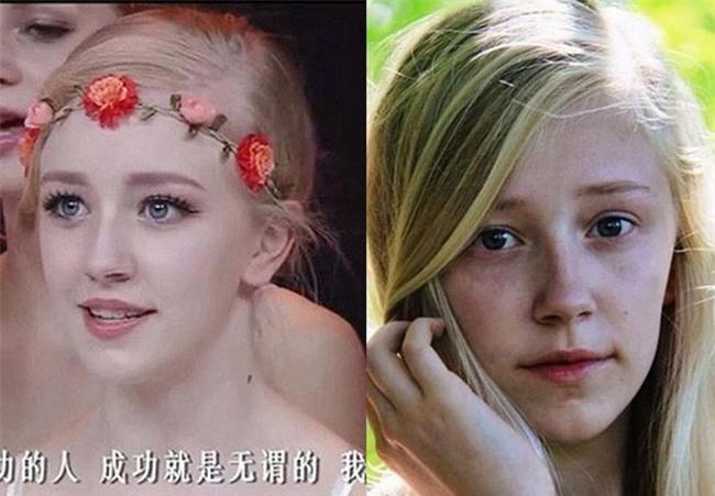 Bạn sẽ mất hoàn toàn niềm tin vào gái đẹp khi tận mắt thấy ảnh mặt mộc của loạt nữ thần nhan sắc này - Ảnh 7.