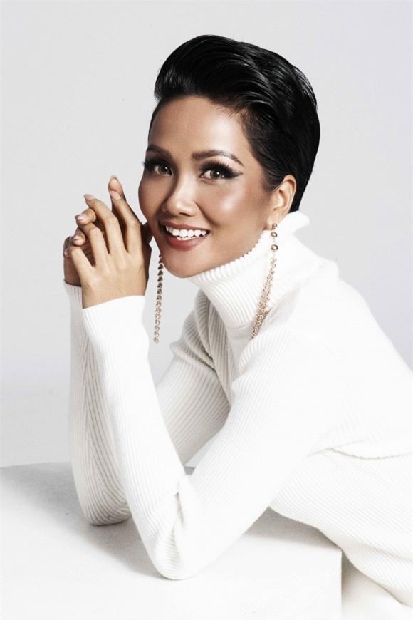 H'Hen Niê,Hoa hậu Hoàn vũ Việt Nam 2017,sao Việt