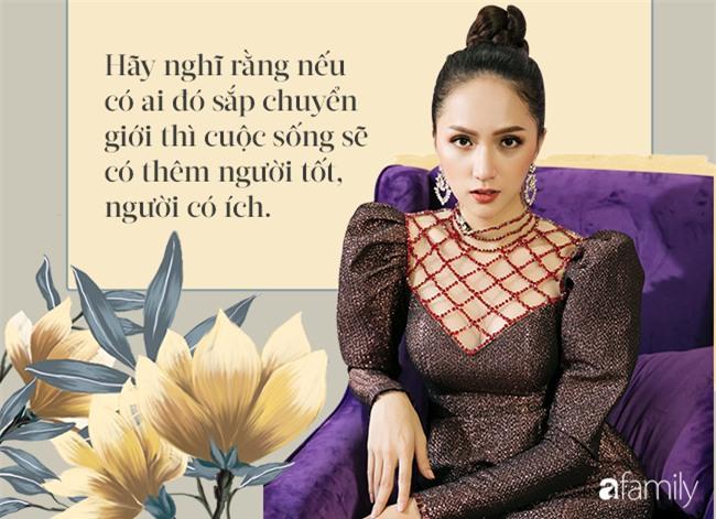 Hoa hậu Hương Giang: Lần đầu tiên sau 7 năm, bố mới dám đưa tôi về quê nội thắp hương