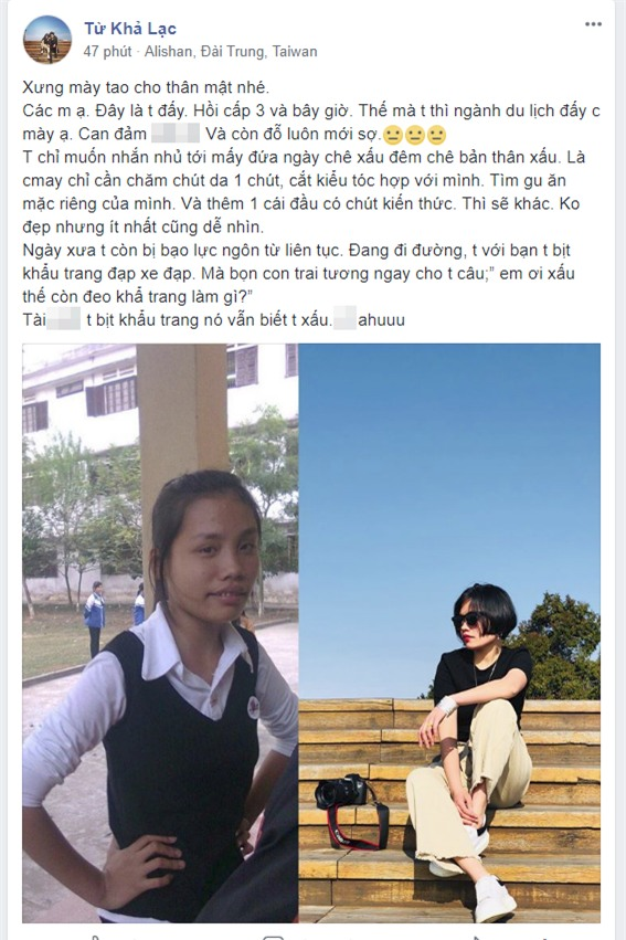 Cô gái xấu xí với 60 lần xin việc bị từ chối, nhặt đồ tái chế để đổi cơm trưa và hành trình thay đổi ngoạn mục - Ảnh 1.