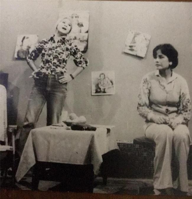 Loạt ảnh thời trẻ của diễn viên hài Minh Vượng: Vóc dáng mảnh mai, ăn mặc sexy - Ảnh 11.
