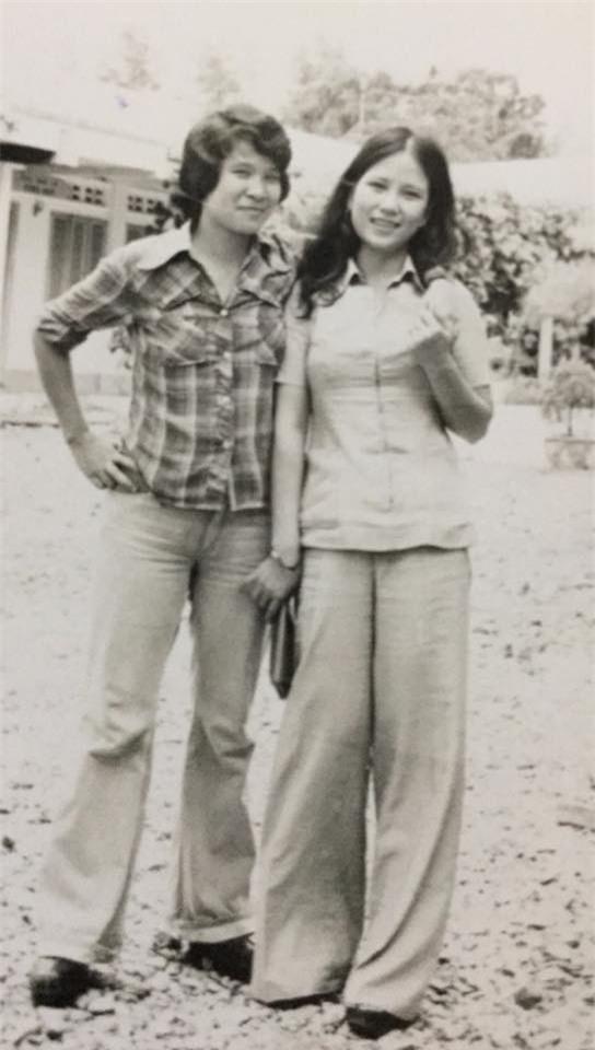 Loạt ảnh thời trẻ của diễn viên hài Minh Vượng: Vóc dáng mảnh mai, ăn mặc sexy - Ảnh 8.