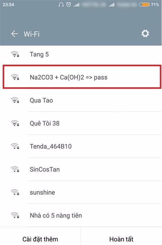 """nhung kieu mat khau wifi ba dao, nhin thoi da thay """"cang nao"""" - 1"""
