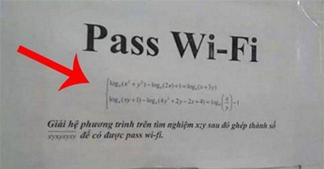 """nhung kieu mat khau wifi ba dao, nhin thoi da thay """"cang nao"""" - 3"""