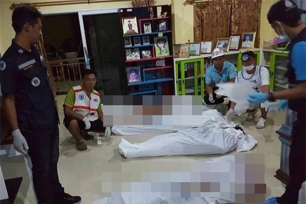 Thảm án rúng động Thái Lan: 6 án tử hình cho nhóm hung thủ tàn sát 8 người trong một gia đình - Ảnh 2.