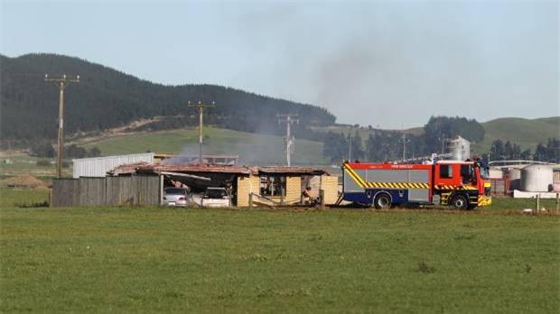 Cặp vợ chồng và con trai 4 tháng tuổi chết thảm trong ngôi nhà cháy rụi, một năm sau cảnh sát mới tìm ra thủ phạm phóng hỏa - Ảnh 2.