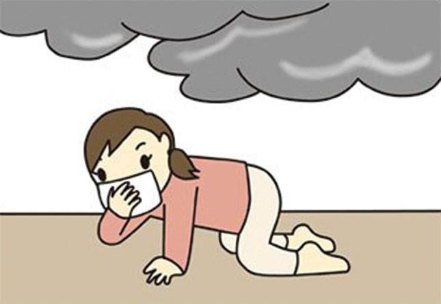 10 kỹ năng thoát hiểm khi có hỏa hoạn bố mẹ cần dạy trẻ ngay từ bây giờ - Ảnh 2.