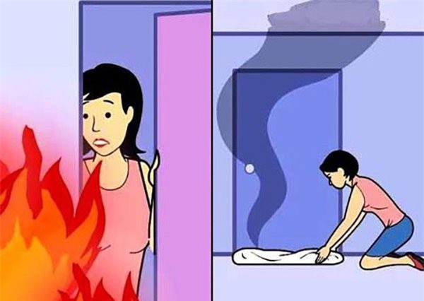 10 kỹ năng thoát hiểm khi có hỏa hoạn bố mẹ cần dạy trẻ ngay từ bây giờ - Ảnh 4.