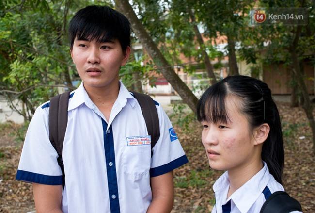 Học sinh trường Long Thới nói về cô giáo im lặng: Tụi em rất bất ngờ, vì cô có nghiêm khắc nhưng dạy tốt và tận tụy - Ảnh 3.