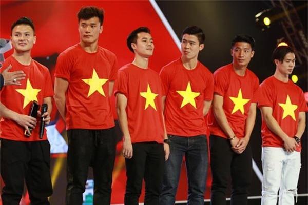 U23 Việt Nam,Bùi Tiến Dũng,HLV Park Hang Seo,VF