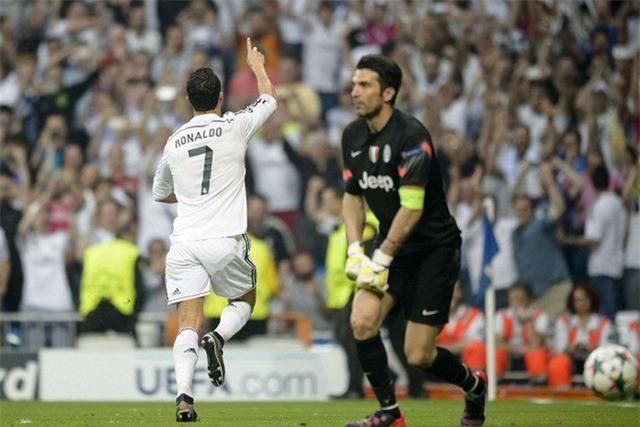 Buffon ngại đối đầu với C.Ronaldo