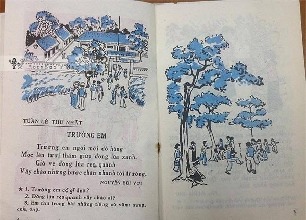 Bạn còn nhớ cuốn sách Tập Đọc thời đi học với những bài văn, bài thơ đi theo năm tháng? - Ảnh 2.