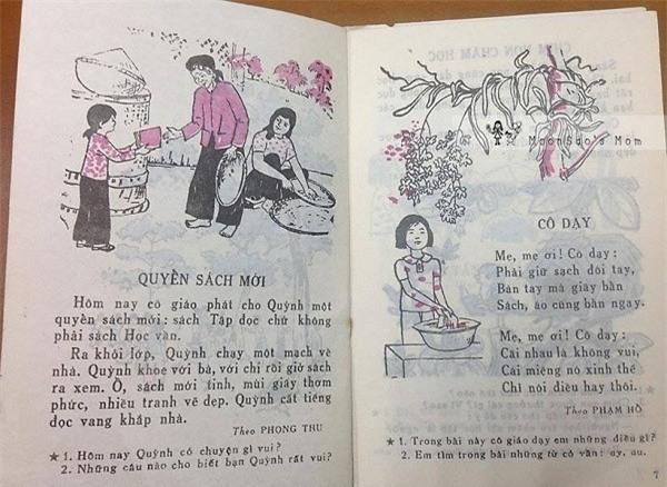 Bạn còn nhớ cuốn sách Tập Đọc thời đi học với những bài văn, bài thơ đi theo năm tháng? - Ảnh 3.
